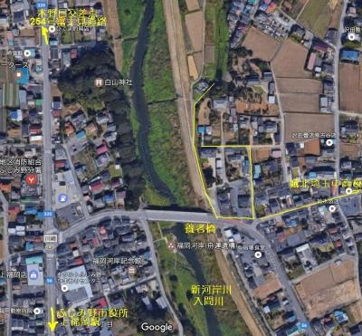 橋本醸造所 ぐーぐる写真地図