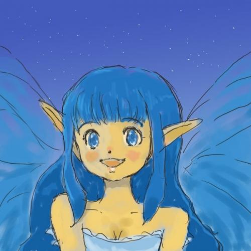 熱帯夜の妖精