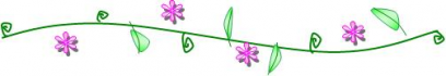 ラインお花