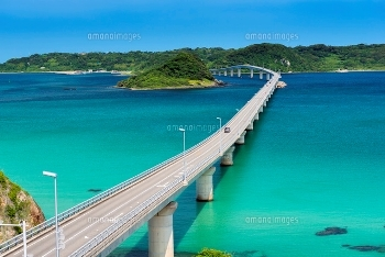 NAVER提供の写真 角島大橋