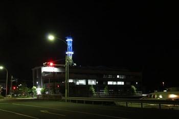4/30 下関の消防署