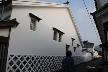 5/1 萩城下町(旧町人地) なまこ壁の土蔵