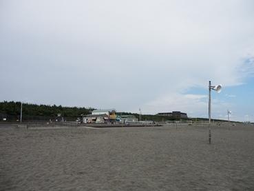 8/18 平塚海岸