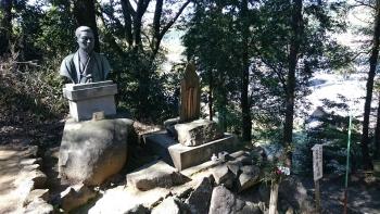 近藤勇の首塚2(法蔵寺)