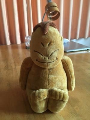 ビリケン人形