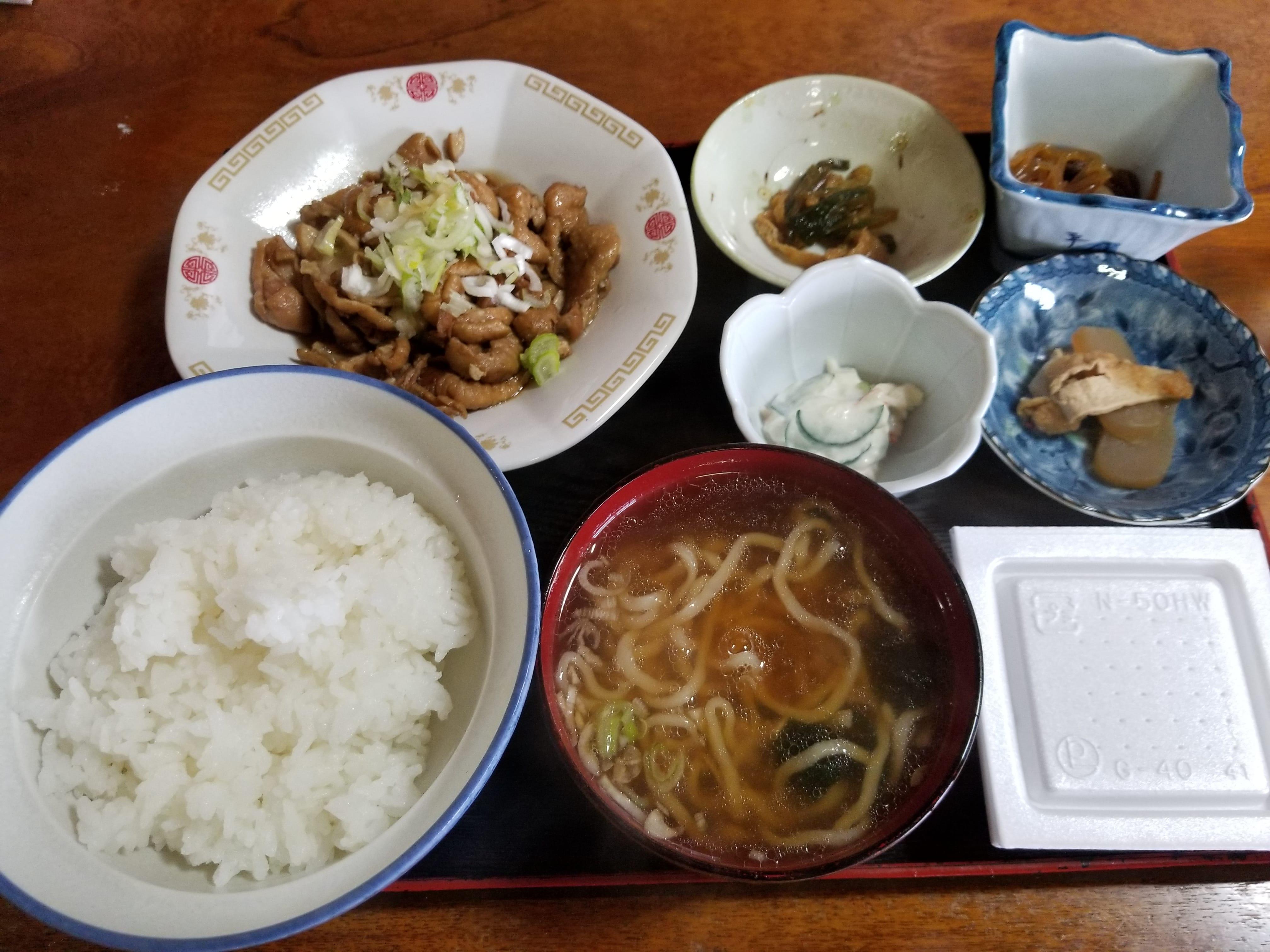 みさお食堂 3