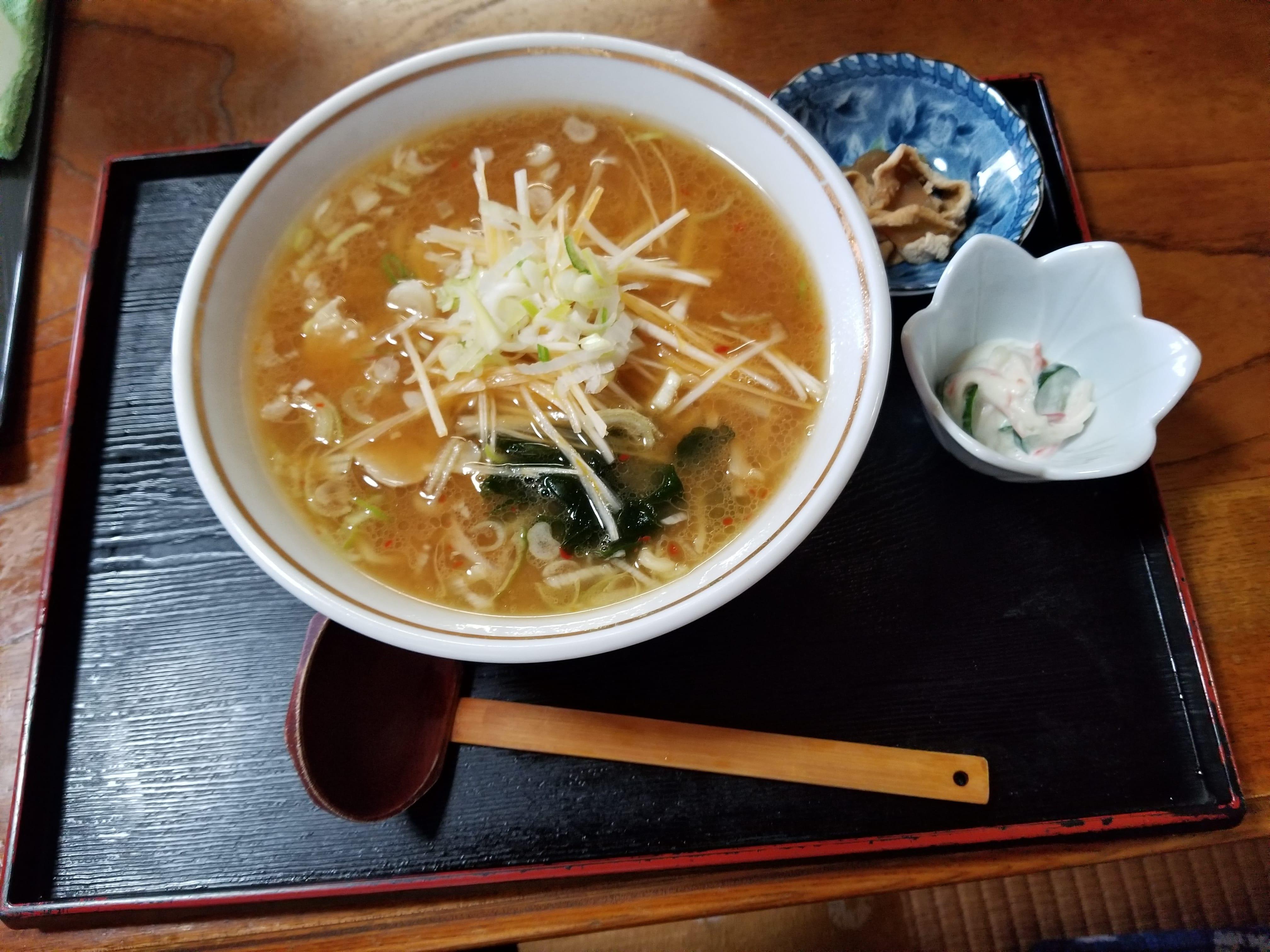 みさお食堂 4