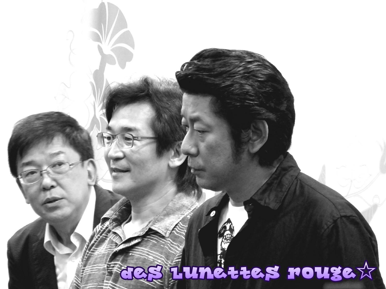 周さん&監督&永瀬氏
