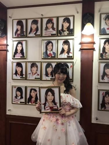 中田ちさと_壁掛け写真