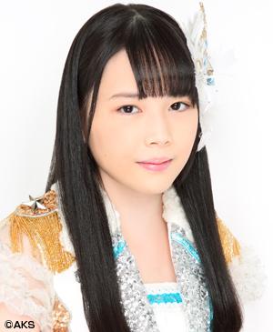 渥美彩羽_2016年SKE48公式プロフィール写真