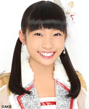 石黒友月_2016年SKE48公式プロフィール写真