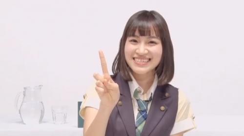 下口ひなな_AKB48 49thシングル選抜総選挙アピールコメント動画_画像 (159)