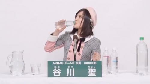 谷川聖_AKB48 49thシングル選抜総選挙アピールコメント動画_画像 (390)