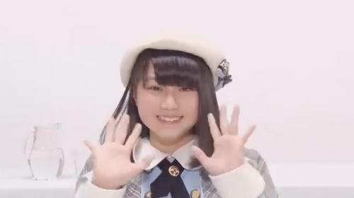 山田杏華_AKB48 49thシングル選抜総選挙アピールコメント動画_画像 (777)