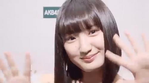 髙塚夏生_AKB48 49thシングル選抜総選挙アピールコメント動画_画像 (1311)