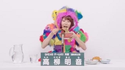 高柳明音_AKB48 49thシングル選抜総選挙アピールコメント動画_画像 (1323)