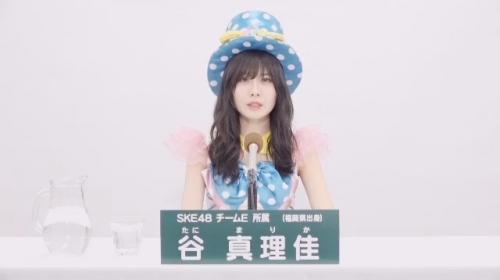 谷真理佳_AKB48 49thシングル選抜総選挙アピールコメント動画_画像 (1561)
