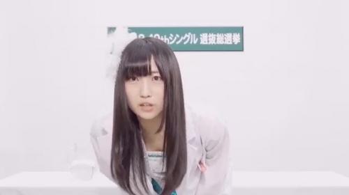 矢作有紀奈_AKB48 49thシングル選抜総選挙アピールコメント動画_画像 (1730)