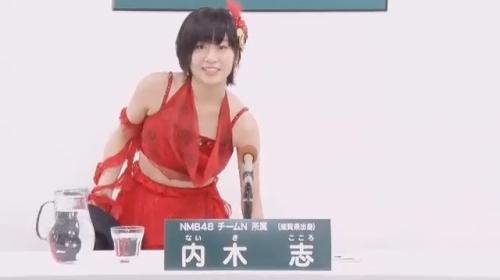 内木志_AKB48 49thシングル選抜総選挙アピールコメント動画_画像 (1800)