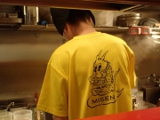 神田の街から台湾に遊びに行く、と思ったら名古屋だった話(笑)。(神田 郭 政良 味仙 東京神田店 Tシャツ(笑)(2017/5/23))