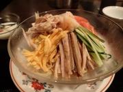 浜松町 楽膳 五目冷し中華(2017/5/30)
