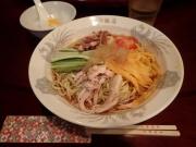 大門 東海飯店 冷し中華(醤油)(2017/6/5)