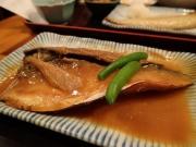 浜松町 みこし さばみそ煮定食(2017/5/11)