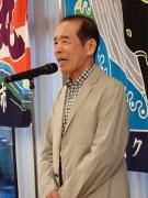 林家木久扇さん 第29回 日本の捕鯨と食文化を守る会at憲政記念館(2017/5/11)
