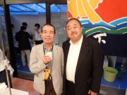 ミーハー写真(笑) 第29回 日本の捕鯨と食文化を守る会at憲政記念館(2017/5/11)