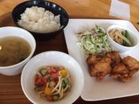 もなか ブログ お食事1-4