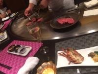 もなか ブログ 鉄板コース料理 2-4