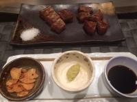 もなか ブログ 鉄板コース料理 2-5