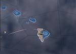 ハワイ上陸