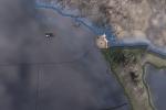 サンディエゴ上陸