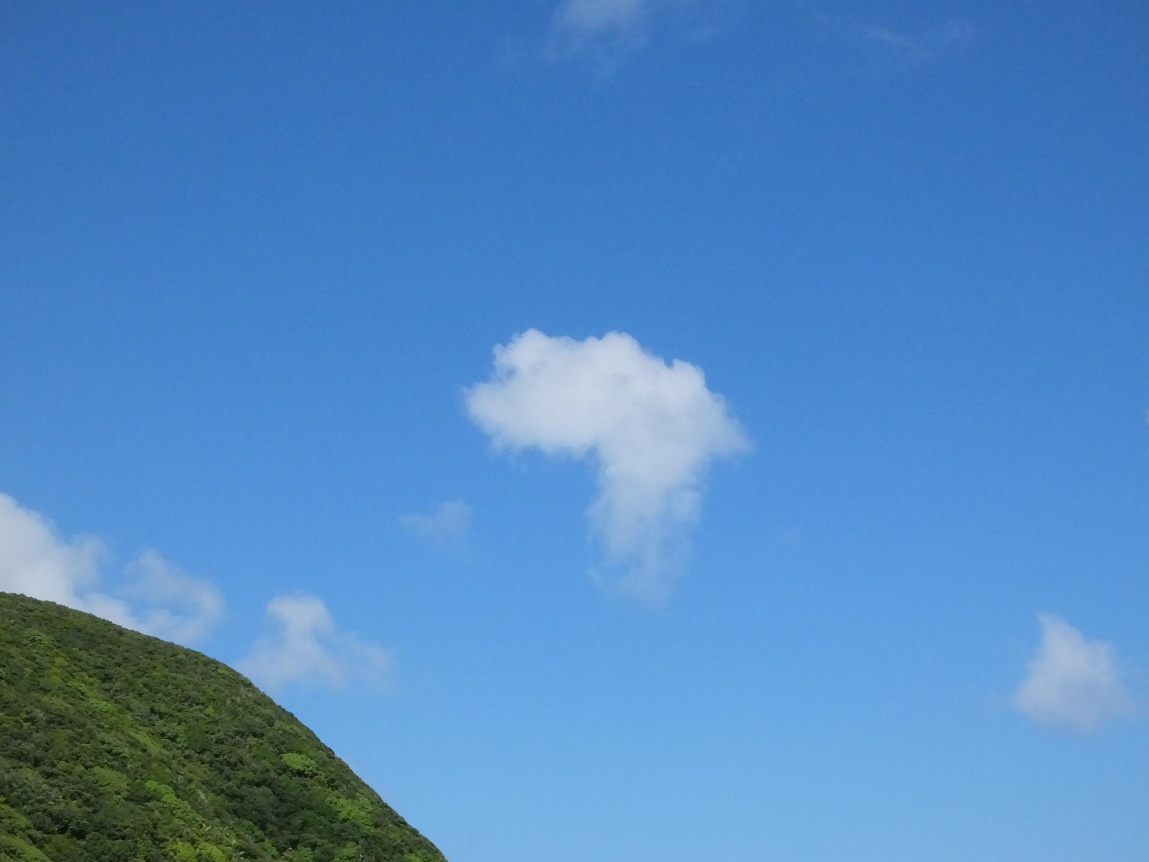 アフリカ雲