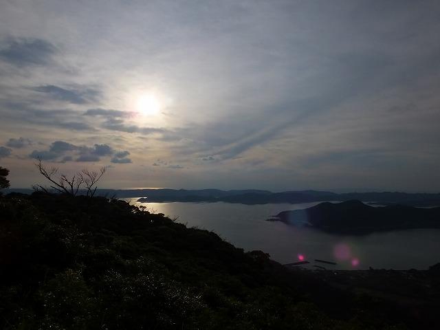 奄美自然観察の森展望台