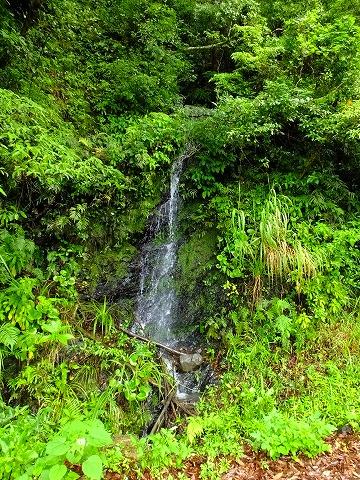 本茶峠の滝