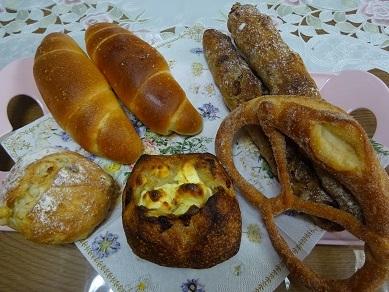 ファンファーレのパン