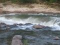 轟く広瀬滝