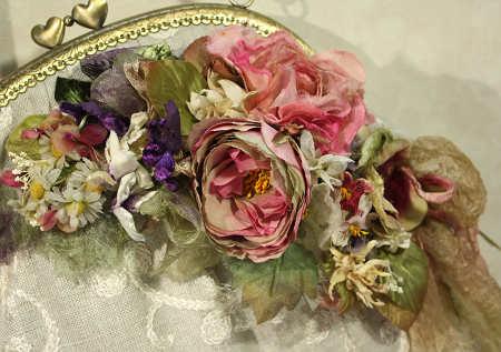 お花を拡大^^