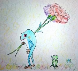 花とフォギー