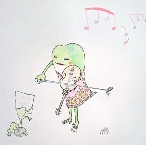 ケリーのバイオリン
