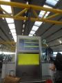 テルミニ駅に出発