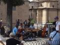 アフリカ人の演奏