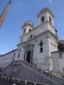 フランス教会 のトリニタ・デイ・モンティ