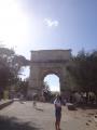 ティトゥス帝の凱旋門
