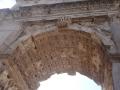 ティトゥス帝の凱旋門の彫刻
