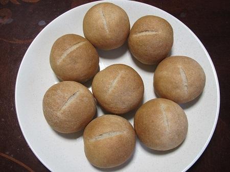ライ麦パン3