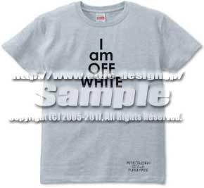 T-shirt 宮迫博之オフホワイト