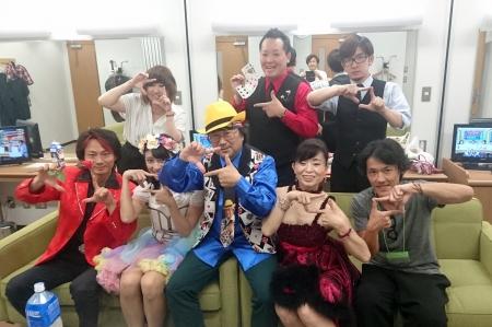 2017年07月24日 明石家電視台収録